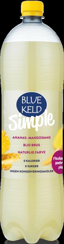 Blue Keld Simple Ananas/mango