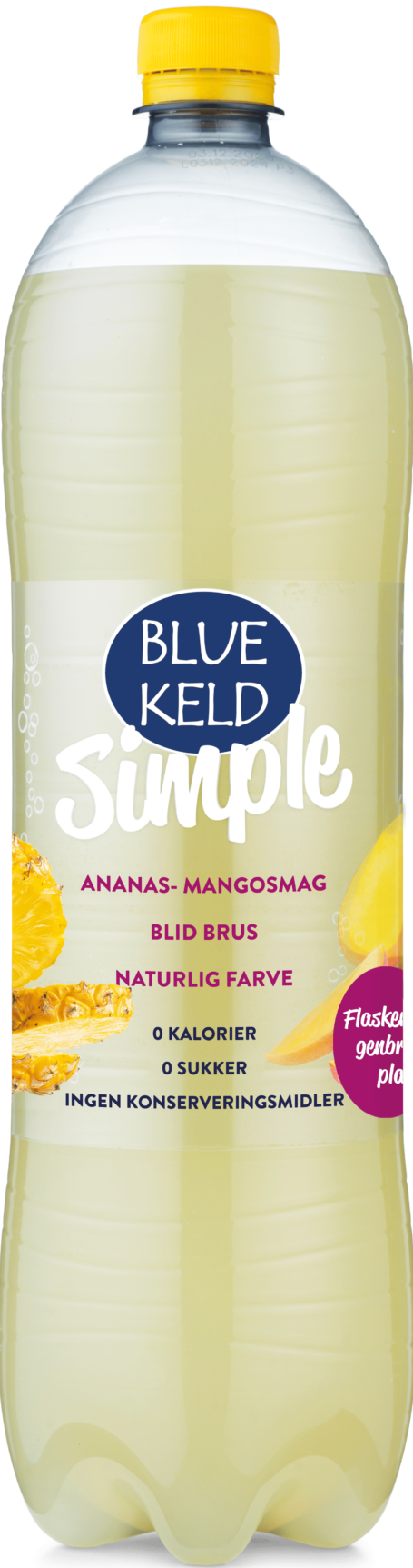 Blue Keld Simple Ananas/mango