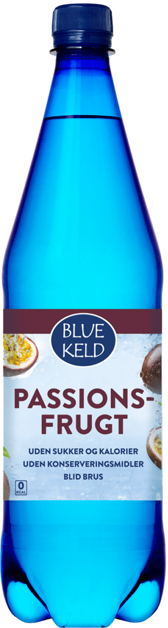 Blue Keld Passionsfrugt