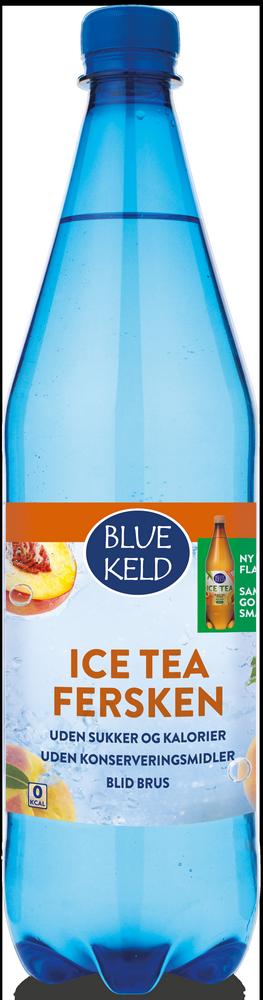 Blue Keld Ice Tea Peach